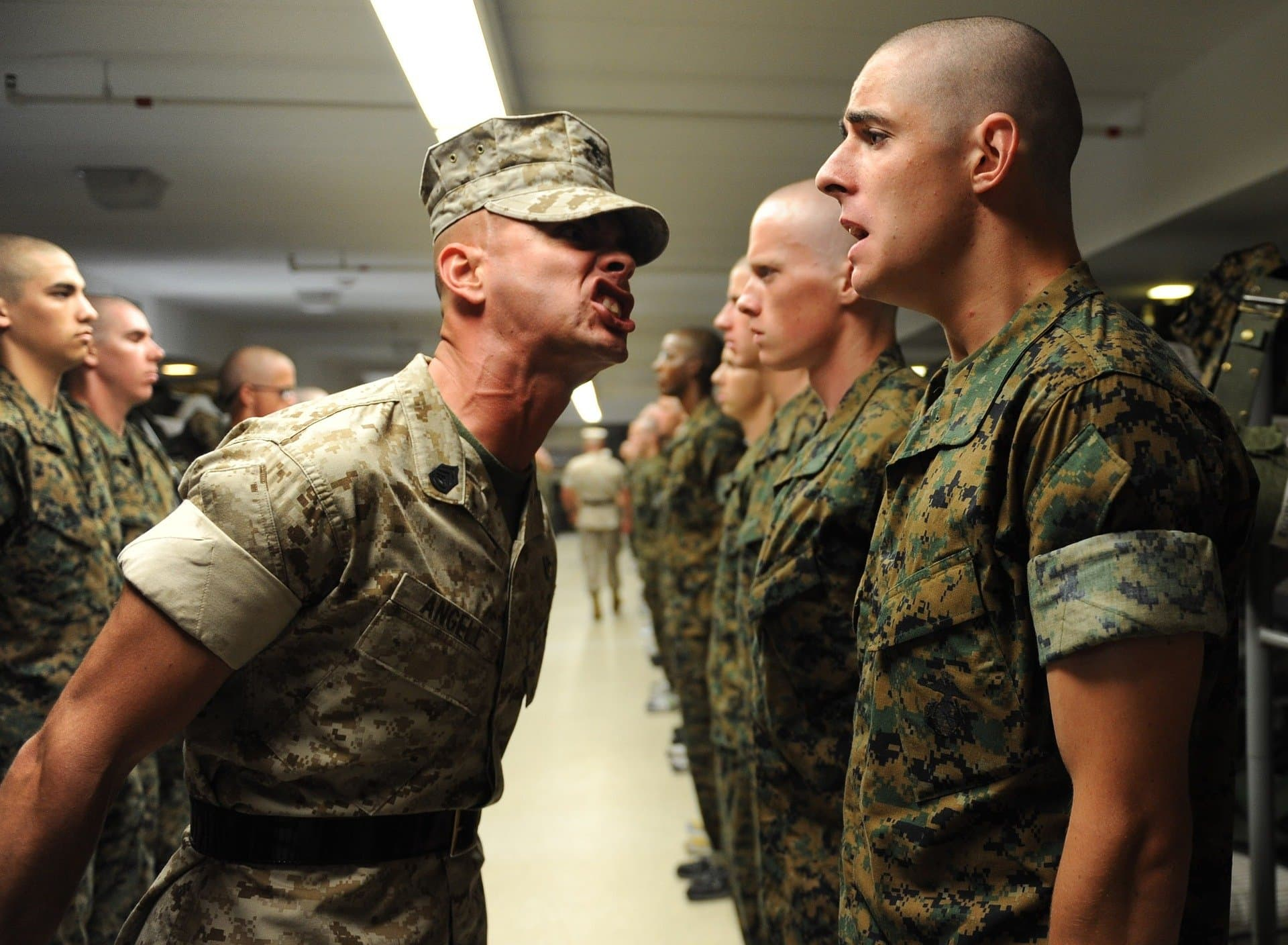 leadership traits and principles usmc